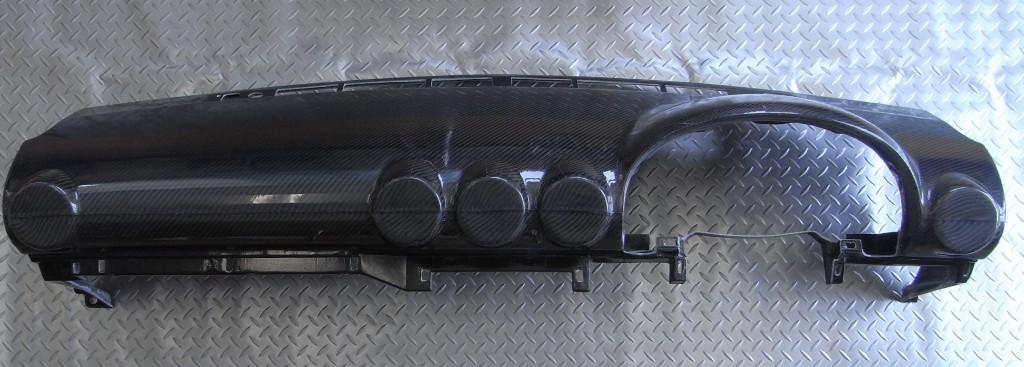 カーボンダッシュボードS15